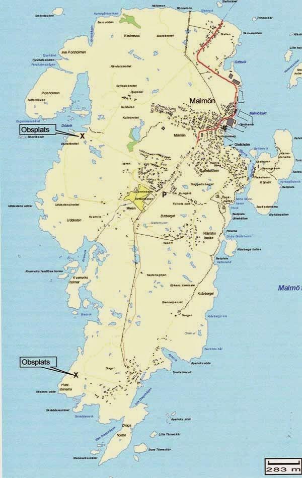 bohus malmön karta Vägbeskrivning bohus malmön karta